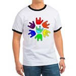 Love of Many Colors Ringer T