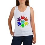 Love of Many Colors Women's Tank Top