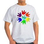 Love of Many Colors Light T-Shirt