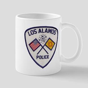 Los Alamos NM Police Mug