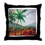Palm TreeThrow Pillow