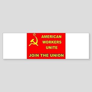 JOIN OR ELSE Sticker (Bumper 10 pk)