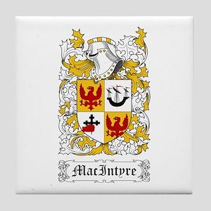 MacIntyre Tile Coaster