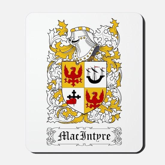 MacIntyre Mousepad