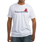 Hot fast and out of control Fitted T-Shirt
