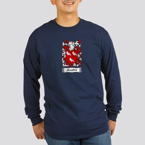 MacGill Long Sleeve Dark T-Shirt