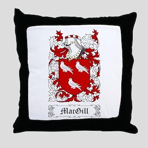 MacGill Throw Pillow