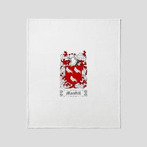 MacGill Throw Blanket