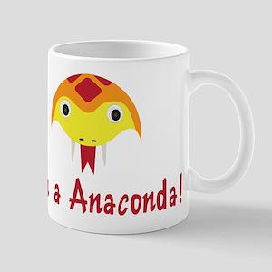 I'm a Anaconda Mug