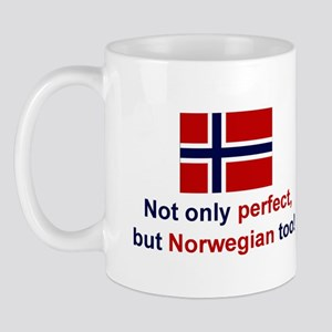 Perfect Norwegian Mug