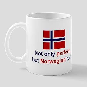 Perfect Norwegian Mug