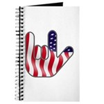 I Love America Journal