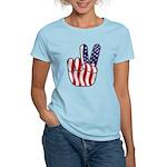 Peace America Women's Light T-Shirt