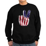 Peace America Sweatshirt (dark)