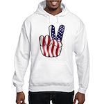 Peace America Hooded Sweatshirt