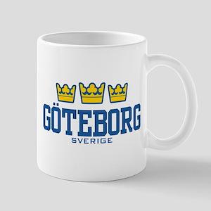 Goteborg Sverige Mug