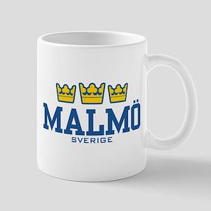 Malmo Sverige Mug