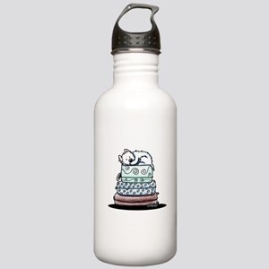 Not Without Me Stainless Water Bottle 1.0L