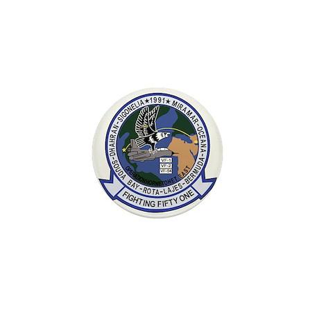VF-51 Screaming Eagles Mini Button (100 pack)