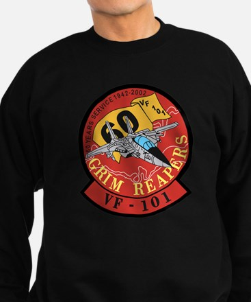 VF-101 Grim Reapers Sweatshirt (dark)