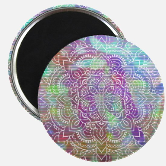 Holographic Magnet