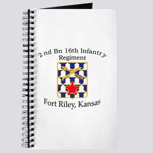 2nd Bn 16th Infantry Journal