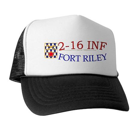 2nd Bn 16th Infantry Trucker Hat