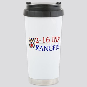 2nd Bn 16th Infantry Stainless Steel Travel Mug