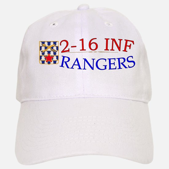 2nd Bn 16th Infantry Baseball Baseball Cap
