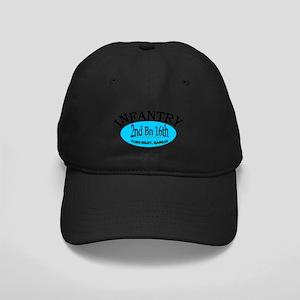 2nd Bn 16th Infantry Black Cap