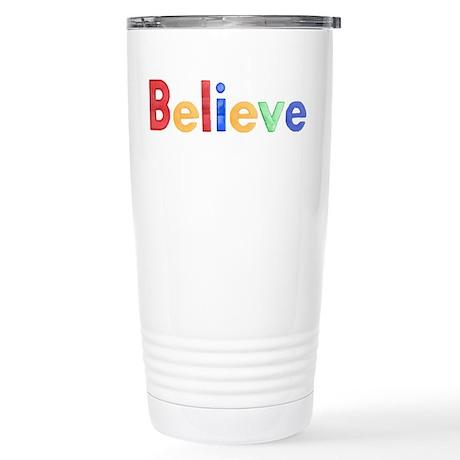 Christian Believer Stainless Steel Travel Mug