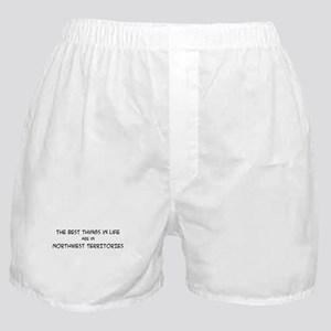 Best Things in Life: Northwes Boxer Shorts