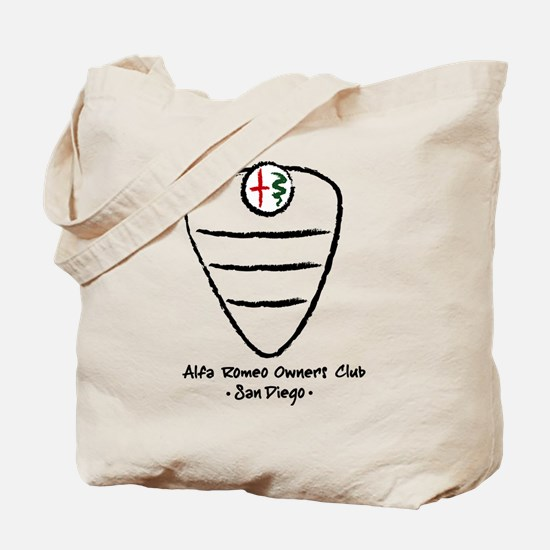 Cute Alfa romeo Tote Bag