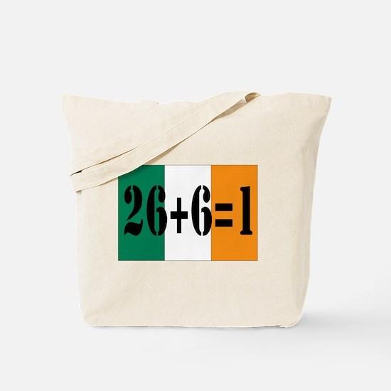 Irish pride Tote Bag