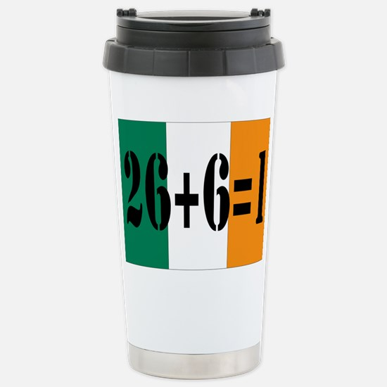 Irish pride Stainless Steel Travel Mug