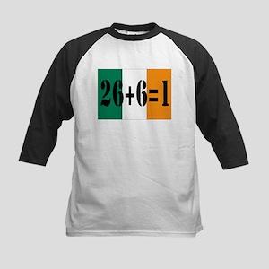 Irish pride Kids Baseball Jersey