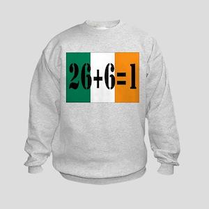 Irish pride Kids Sweatshirt