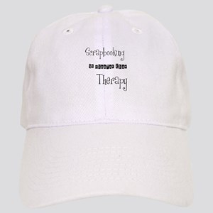 Scrapbooking is cheaper than. Cap