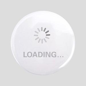 "Loading Circle - 3.5"" Button"