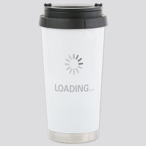 Loading Circle - Stainless Steel Travel Mug