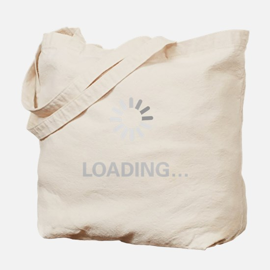 Loading Circle - Tote Bag