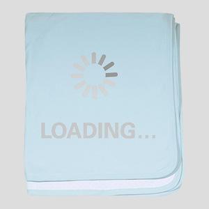 Loading Circle - baby blanket
