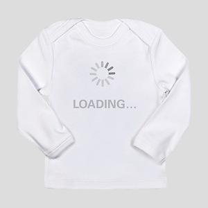 Loading Circle - Long Sleeve Infant T-Shirt