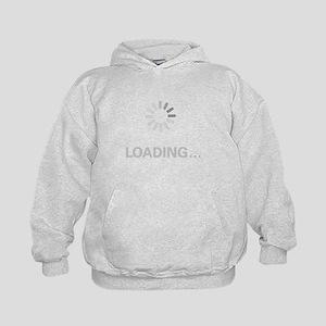 Loading Circle - Kids Hoodie