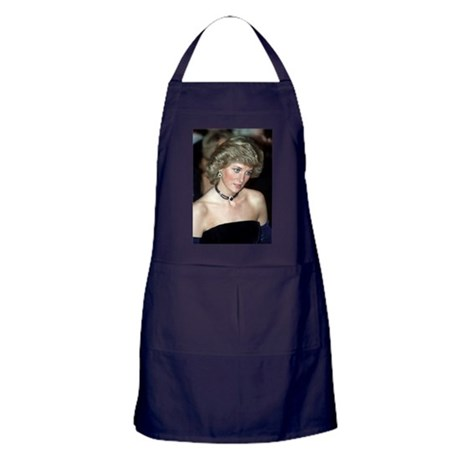 HRH Princess Diana Apron (dark)