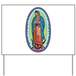 1 Lady of Guadalupe Yard Sign