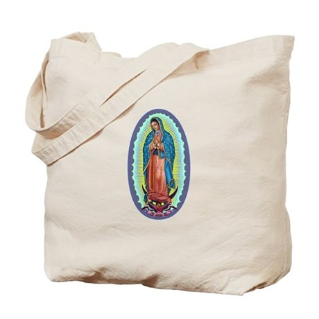 1 Lady of Guadalupe Tote Bag