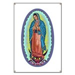 1 Lady of Guadalupe Banner