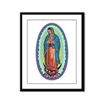 1 Lady of Guadalupe Framed Panel Print