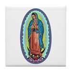 1 Lady of Guadalupe Tile Coaster